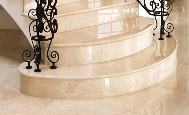 Granite-Steps
